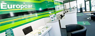 In HIA with Europcar